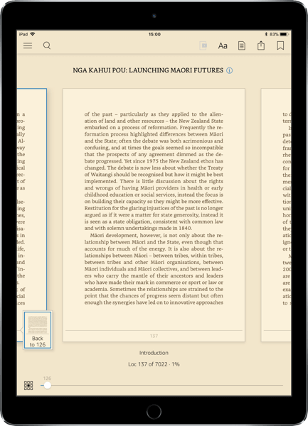 The Kindle App is one of the best reading experiences on iOS