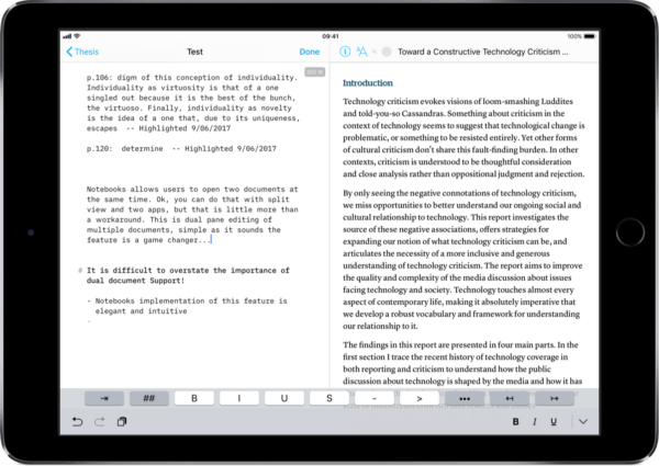 Notebooks Best Note Taking App For Study