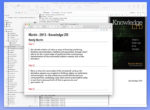 DEVONthink Markdown Annotations with Highlights and CSS Stylesheets